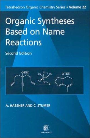 Organic Chemistry Reactions Pdf