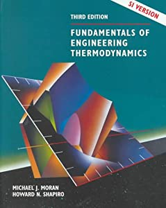 Fundamentals of Thermodynamics by Claus Borgnakke and Sonntag