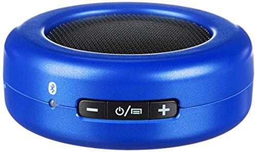 AmazonBasics Micro Bluetooth Speaker – Blue