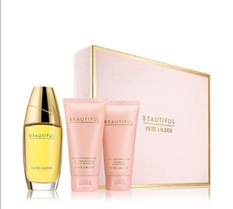 Estee Lauder Beautiful Romantic Favorites 3pieces