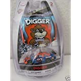 2010 Digger The Adventures Of Digger And Friends 1/64 Scale Ford Fusion & Bonus Magnet 1/24 Scale Hood Winners...