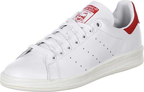 Adidas Stan Smith Luxe W Calzado 7,5 white/red