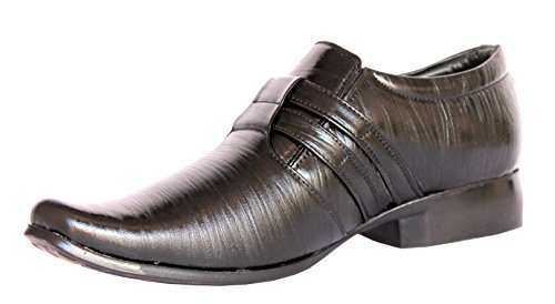 Stonkraft Men's Synthetic Leather Formal Shoes - B00YJ5AX2C