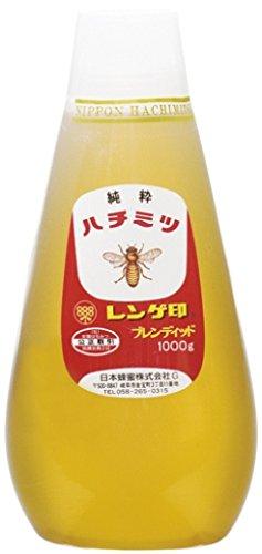 レンゲ印 ハチミツ 1000g