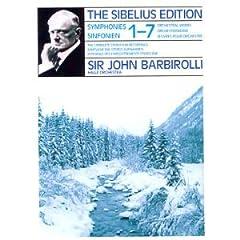 バルビローリ指揮 シベリウス交響曲全集および管弦楽曲集の商品写真