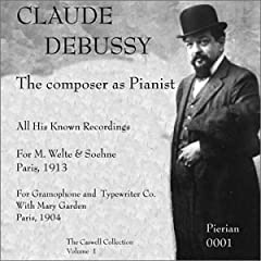 Claude Debussy: The Composer as Pianistの商品写真
