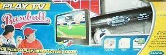 Play Tv Baseball Plug & Play Video Interactive Game New