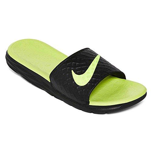 benassi solarsoft slide sandal
