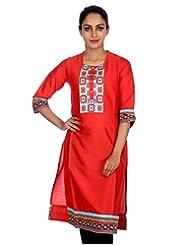 Rajrang Women Kurta Tunics Long Kurti Top Size S