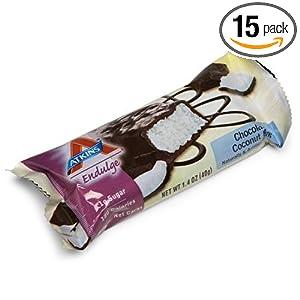 Atkins Endulge Chocolate Coconut Bars