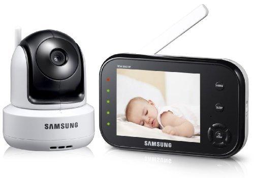 Samsung SEW-3037 - Sistema de monitorización para bebés (8,9 cm/...