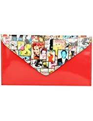 Do Bhai PM-Newspaper Patent Casual Clutches For Women