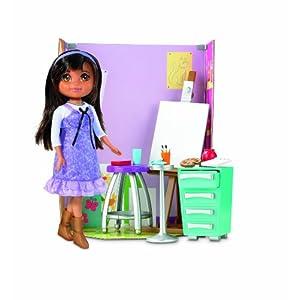 Dora Links School Art Room