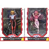 Mobile Suit Gundam SEED DESTINY DX image display all figures set of 2 (japan import)