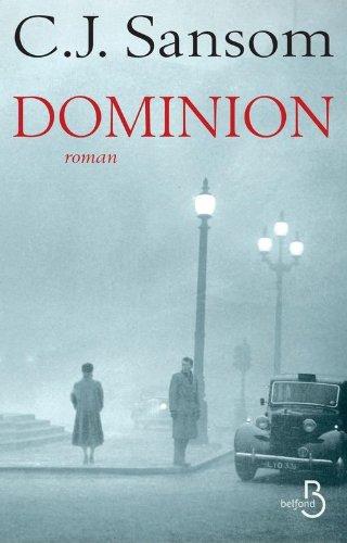 Dominion – C.J.Sansom
