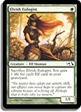 Magic: the Gathering - Elvish Eulogist - Duel Decks: Elves vs Goblins