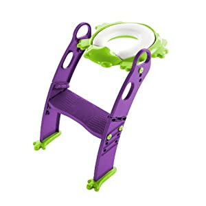 Babyway Podium Padded Step Toilet Trainer Seat