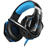 KOTION EACH GS600 Pro PC Gaming Headset Stereo Headphones With Microphone For XBOX 360 / PS3 / PS4 / PC Computer...
