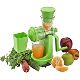 Fruit & Vegetable Hand Juicer With Waste Collector, 2-Piece