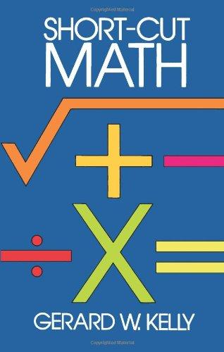 Short Cut Math Pdf