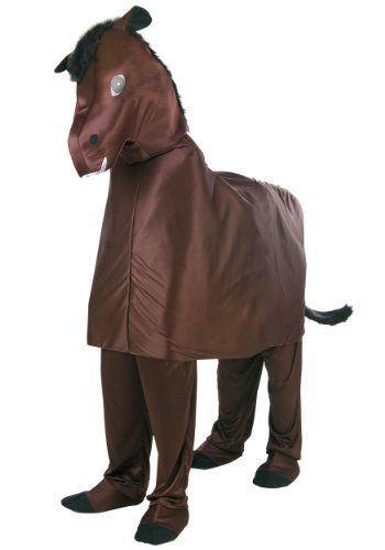 Big Boys' 2 Person Horse Costume