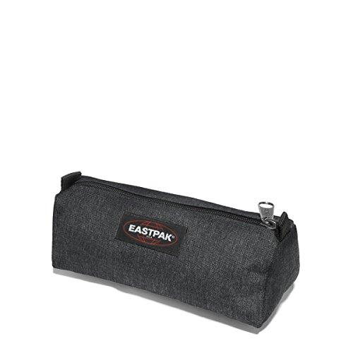 Eastpak Benchmark 6 Rep Trousse, 20 cm, Black Denim
