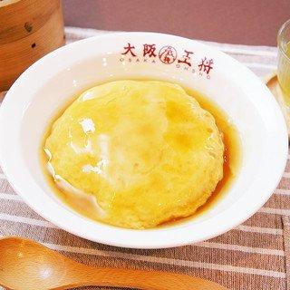 大阪王将 ふわとろ天津飯2食