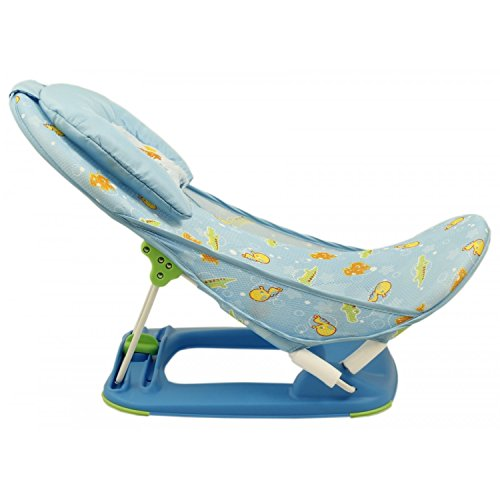 JoyLapDeluxe Baby Bather - Blue - BLUE, 0M+