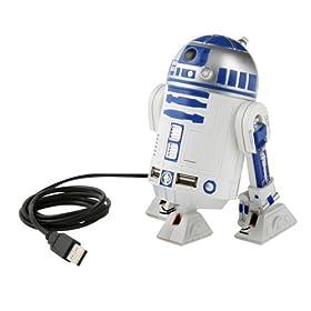 Star Wars R2D2 European Import USB Hub