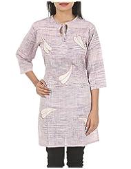 Rajrang Ladies CasuaL Wear Kurta Party Wear Tunic Top Womens CLothing Size XXL - B00AXXZBXK
