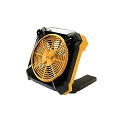 10 Battery Powered Tent Fan RV Fan Folding Fan Battery Operated Camping Fan