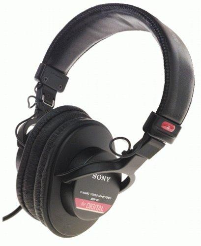 SONY スタジオヘッドホン MDR-V6 【国内未発売】