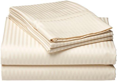 Wamsutta 778 Thread Count 100 Supima Cotton Supreme Luxury Twin Ed Sheet Ivory