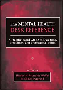 Textbook of Psychiatry/Diagnosis & Classification