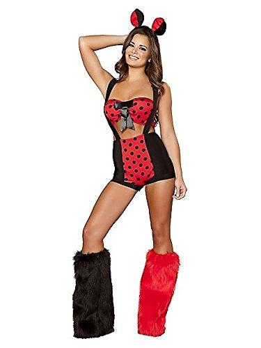 Women's Sexy Ladybug