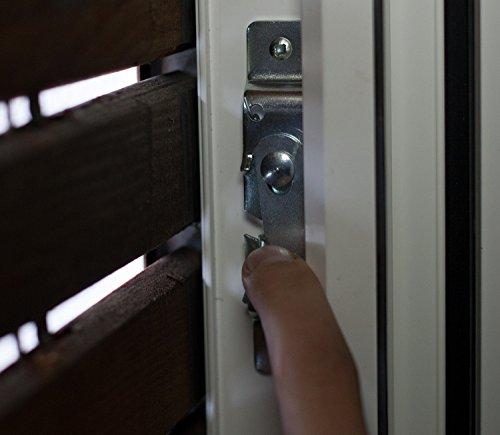 Professionelle Rolladensicherung Einbruchschutz einbruchsichere Fenstersicherung - 4