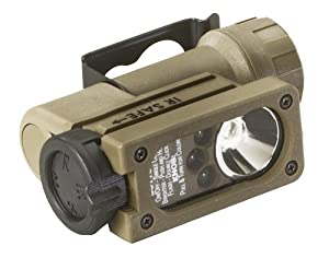 Streamlight 14104 Sidewinder Compact Tactical Flashlight