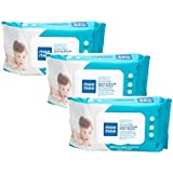 Mee Mee Gentle Hand And Mouth Baby Wipes (72 Sheets X 3 Pkt)