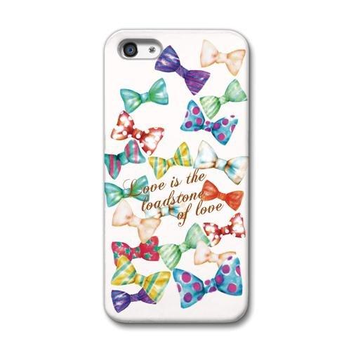 CollaBorn+iPhone5専用スマートフォンケース+Juicy+Ribbon+【iPhone5対応】+OS-I5-054