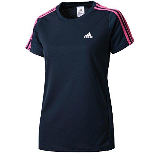 (アディダス)ADIDAS W Separates 3st Tシャツ KAZ28 S91307 カレッジネイビー J/L