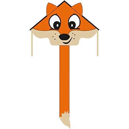 "HQ Kites Simple Flyer Fox Kite, 47"""