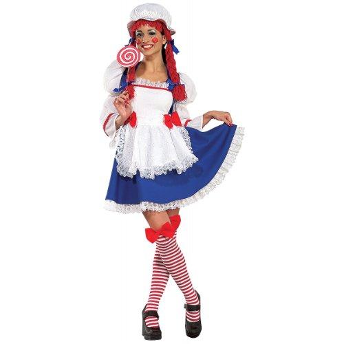 Rag Doll Women's Costume