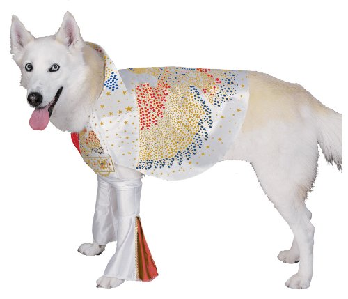 Elvis Presley Pet Costume