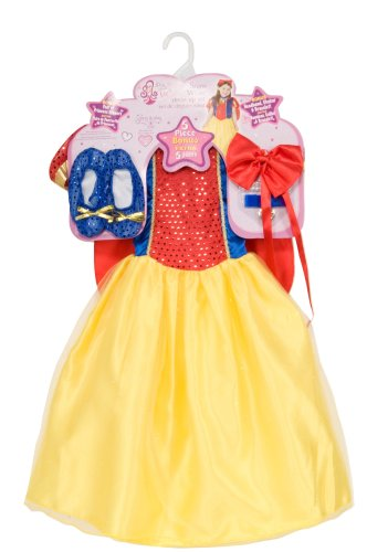 Snow White Dress-Up Set Child, Size 3 to