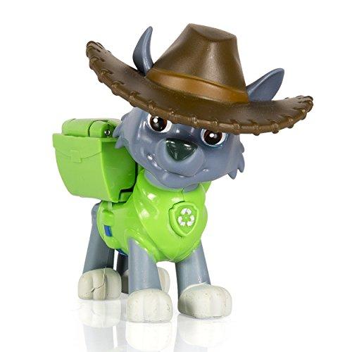 Paw Patrol, Hero Pup, Cowboy Rocky