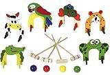 Animal Croquet by Anatex