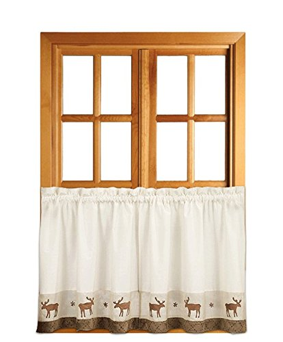 country kitchen window treatments country kitchen curtains shop everything log homes 6181