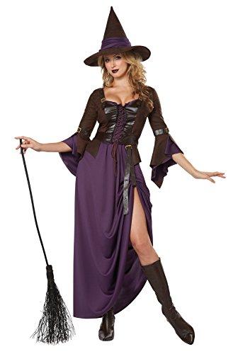 Salem Witch Sexy Long Dress