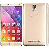 Gionee Marathon M5 Plus Smart Phone, Polar Gold