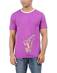 DK Clues Men's Round Neck Cotton T-Shirt - B00XN6WILM